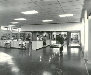Parry Sound Public Library 1964