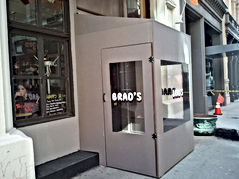 Winter Vestibule Enclosure: New Jersey | New York City | Brooklyn | Long Island | Queens NY