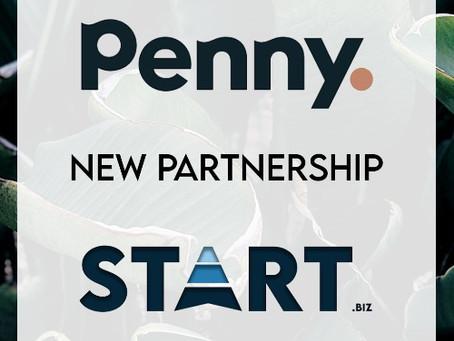 Penny partners with Start.biz