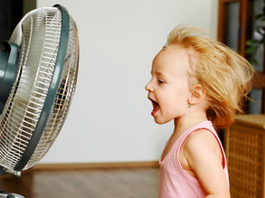 6 tips to stay cool at work in a heatwave!