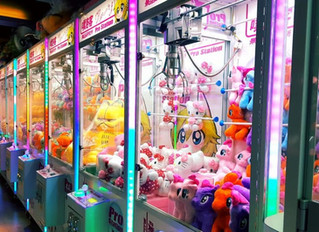 The Concept of Addiction: Claw Machine