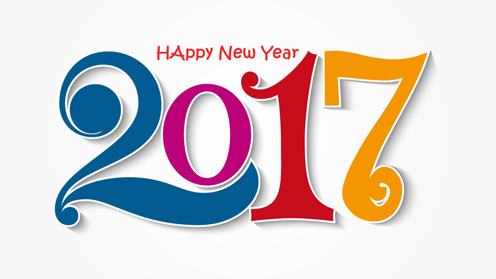 Wishing Everyone a Healthy and Prosperous New Year!