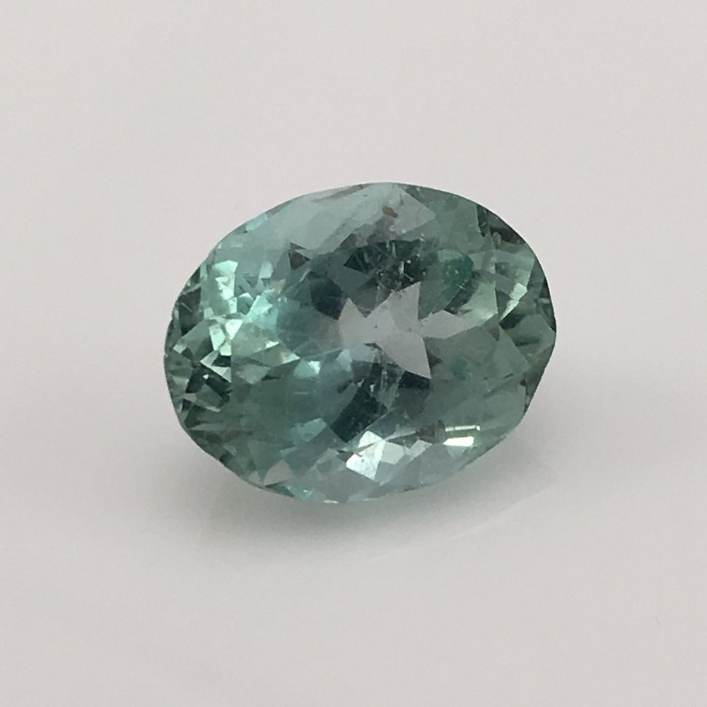 Faceted Hiddenite