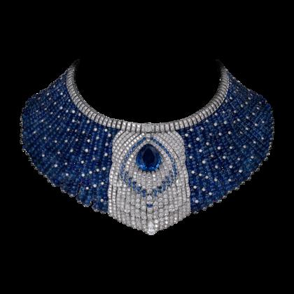 Cartier Peacock Collar