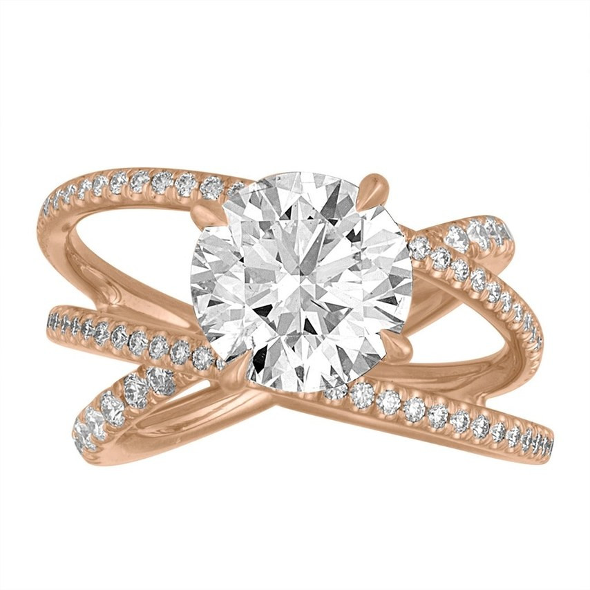 New engagement style from Stephanie Gottlieb