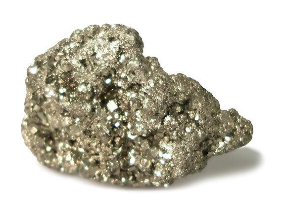 Pyrite (Raw)