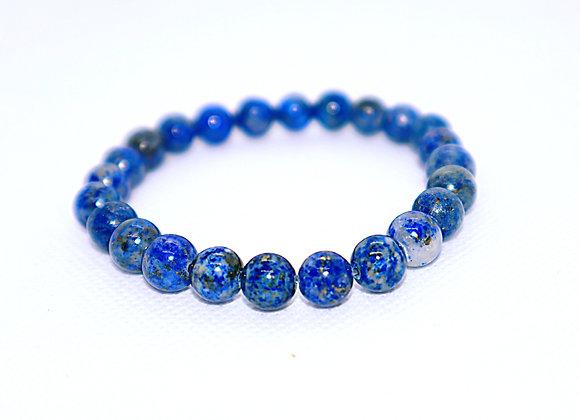"""Who's Frankie Lapis Lazuli """"Power Bracelet"""""""