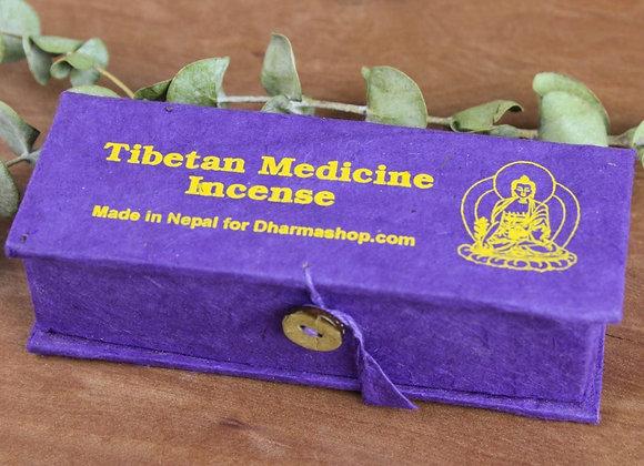 Tibetan Medicine Incense