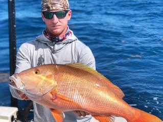 Turkey week fishing