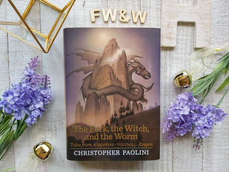 The Fork, the Witch, and the Worm by Christopher Paolini