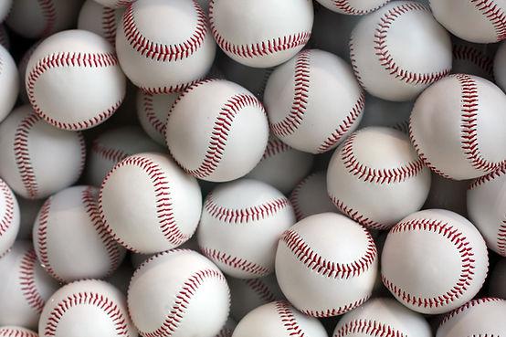 Balles de baseball