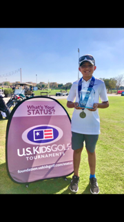 CH3 Juniors continue fine form with Team Win and Individual success on US Kids Order of Merit