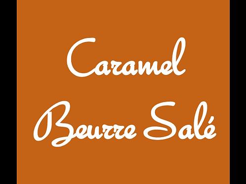 Crème glacée Caramel Beurre Salé Maison 25%