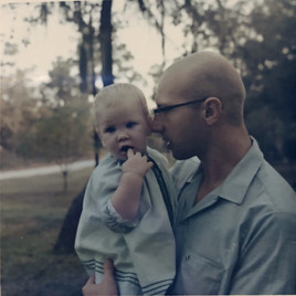 Me and my Dad.       (Adoptive Father)