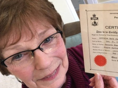 Unsealed adoption records renew adoptee's hope of discovering her past