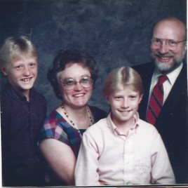 The Bush Family.