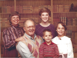The Barker Family. (I'm a teenager then)