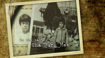 In the Matter of Cha Jung Hee