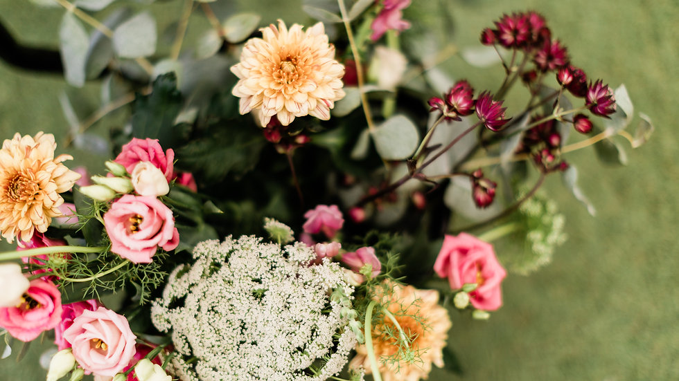 Friday Flowers from