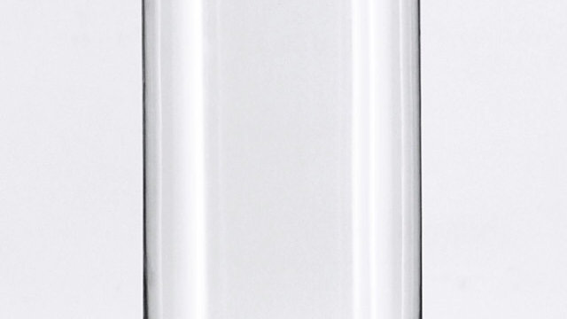 Curve Top Cylinder Vase - Tall