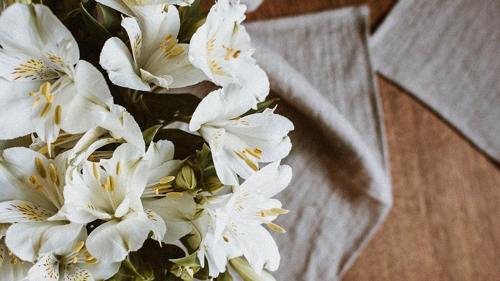Letterbox Alstromeria Bouquet