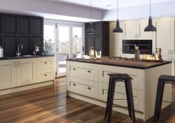 Wilton Oakgrain Cream2 Kitchen