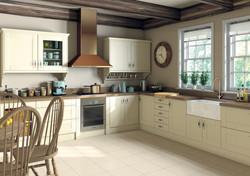 Ludlow Cream Kitchen