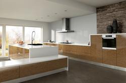 Ultra Gloss Copperleaf Kitchen