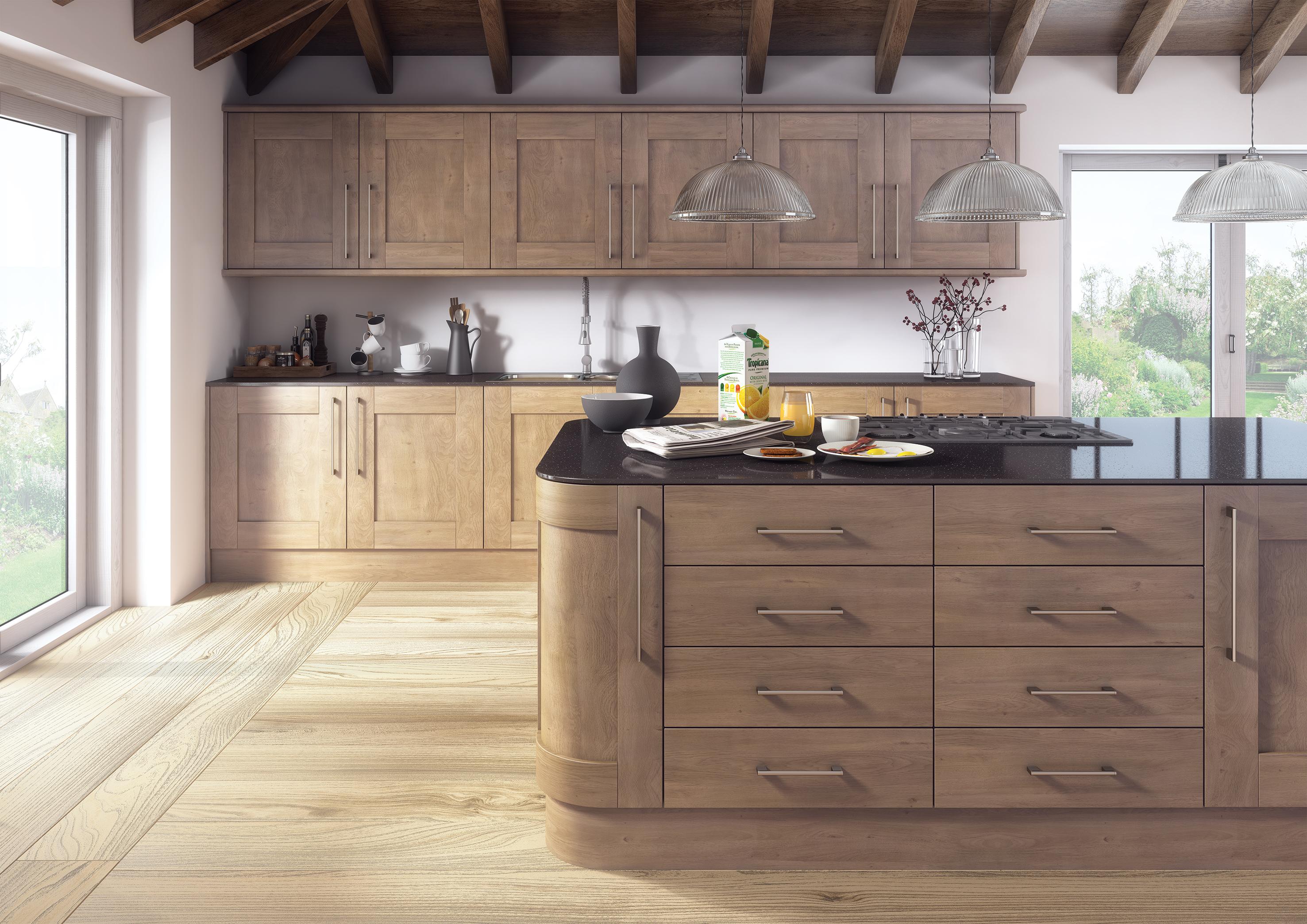 Wilton Odessa Oak2 Kitchen
