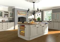 Wilton Oakgrain Mussel Kitchen