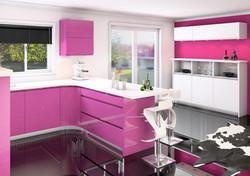 Jazi pink sparkle