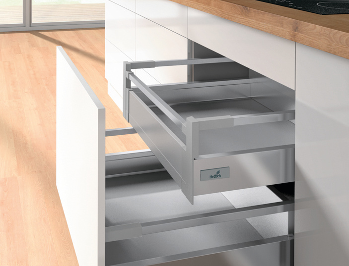 Front Panel for Converting High Sided Drawer