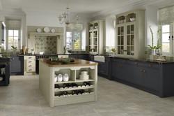 Matt Mussel Matt Graphite Tullymore Kitchen