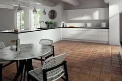 Lacarre Gloss White Kitchen