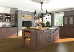 Paintable Shaker Kitchen 2