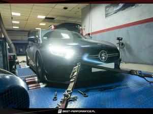 Mercedes Benz A35 AMG / Milltek Sport
