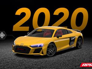 Modyfikacja ECU do nowych modeli R8 V10 Performance 2020!
