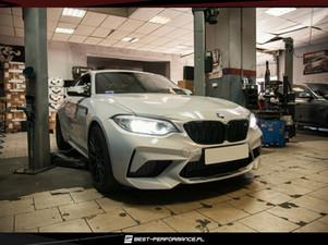 BMW M2 Competition / Akrapovic