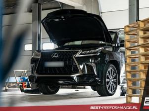 Unikatowy Lexus LX570 5.7L V8 2020