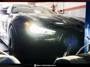 😈 Maserati Ghibli 3.0 V6 😈