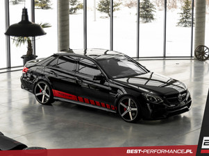 Mercedes Benz E63S AMG