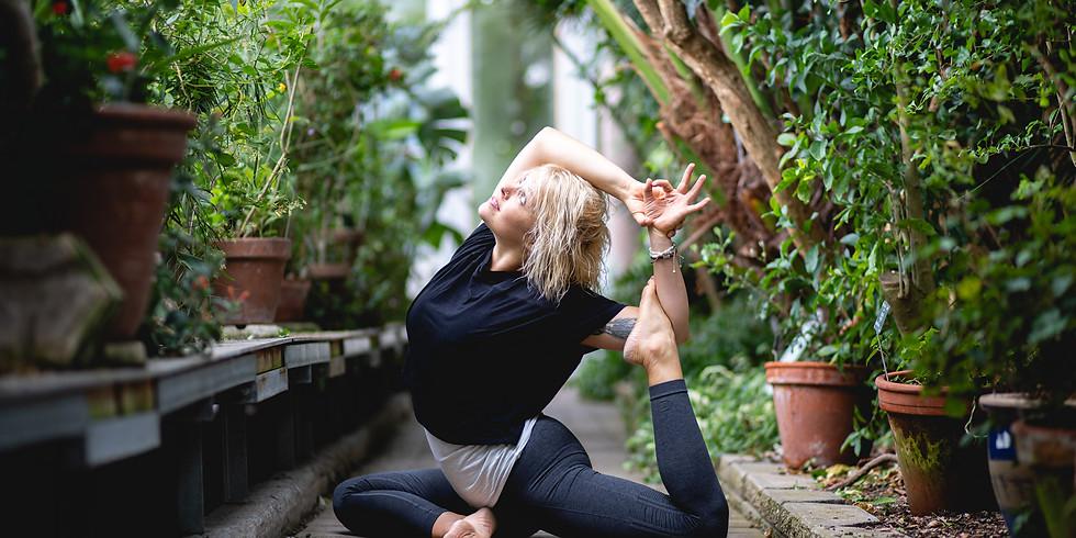 CREATE - Forårs Yoga Retreat