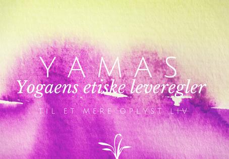 Yamas - Yogaens etiske leveregler