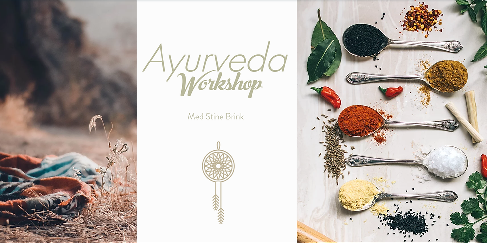 Ayurveda Workshop // KØBENHAVN