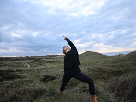 Bagsiden af medaljen ved livet som yogaunderviser