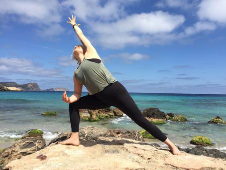 Guide til at etablere en vedvarende hjemme yoga praksis