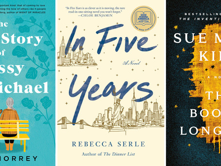 Books I'm Looking Forward To This Month: May Edition