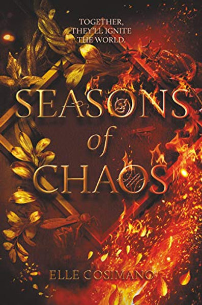PRE-ORDER a SIGNED COPY of Seasons of Chaos by Elle Cosimano