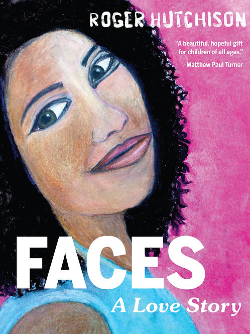 PRE-ORDER A SIGNED COPY of Faces by Roger Hutchison