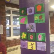 Paintings on Display!